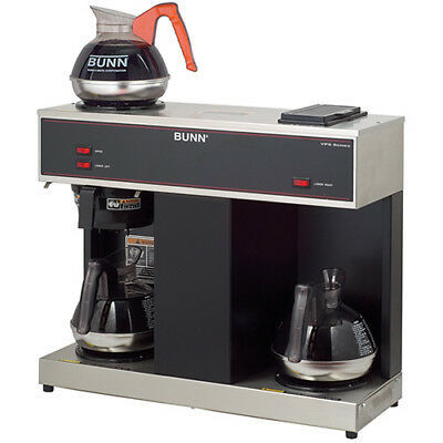 Commercial Coffee Brewer Pour-o-matic Brewer 3 Warmers