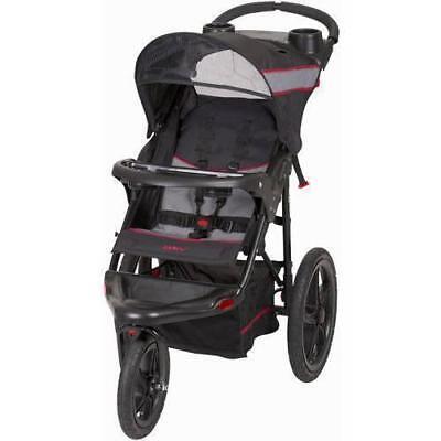 Baby Trend Fully adjustable Canopy Range All Terrain Jogging Stroller covid 19 (Terrain Jogging Stroller coronavirus)