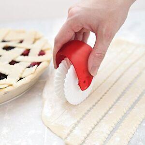 Talisman Designs Pastry Wheel Cutter Lattice Pie Strips Ravioli Fondant 1530