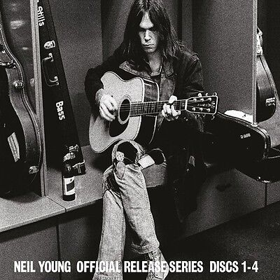 Neil Young - Official Release Series Discs 1 - 4 [New CD] Boxed Set, Rmst