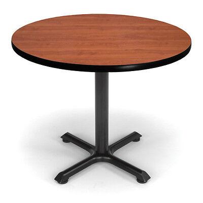 Ofm 36 Round Multi-purpose Table Cherry