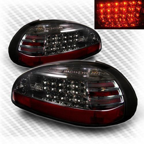 grand prix smoked tail lights ebay. Black Bedroom Furniture Sets. Home Design Ideas
