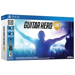 Guitar Hero Live Bundle for PS4 - NEW IN BOX
