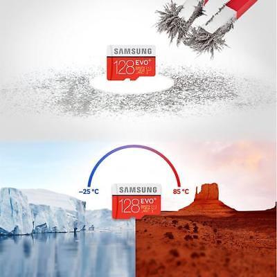 128GB Samsung Evo Plus Micro SD SDXC Memory Card UHS Adapter 128 GB 3D HD Mobile