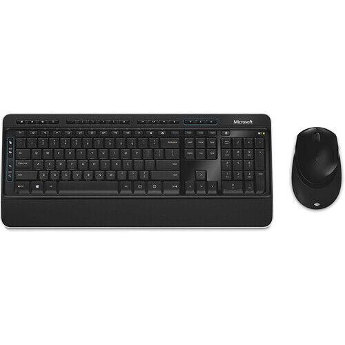 Microsoft Wireless Desktop 3050 Keyboard and Mouse English U