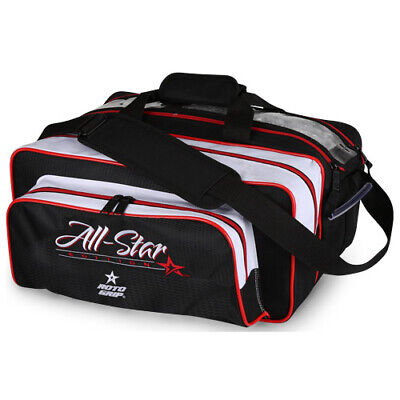 Roto Grip Bowling Double Tote 2-Ball Bowling Ball Bag w/shoes - Free Shipping! for sale  Overland Park