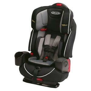 graco nautilus 3 in 1 car seat with safety surround ebay. Black Bedroom Furniture Sets. Home Design Ideas