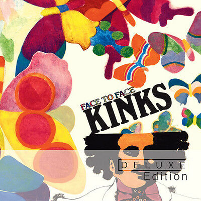 The Kinks   Face To Face Deluxe Edition  2 Cd   New Cd  Bonus Tracks  Rmst  Uk