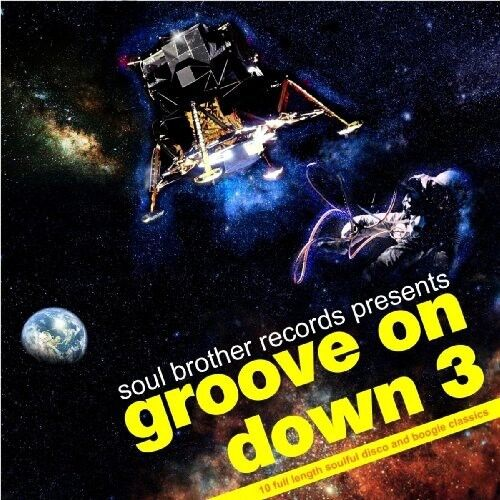 Vol. 3-Groove On Down - Groove On Down (2010, CD NEU)