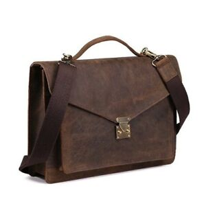 Quality Handmade leather briefcases and bags