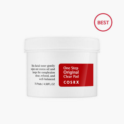 [COSRX] One Step Original Clear Pad 70ea
