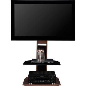 Flat Screen TV Stand Glass
