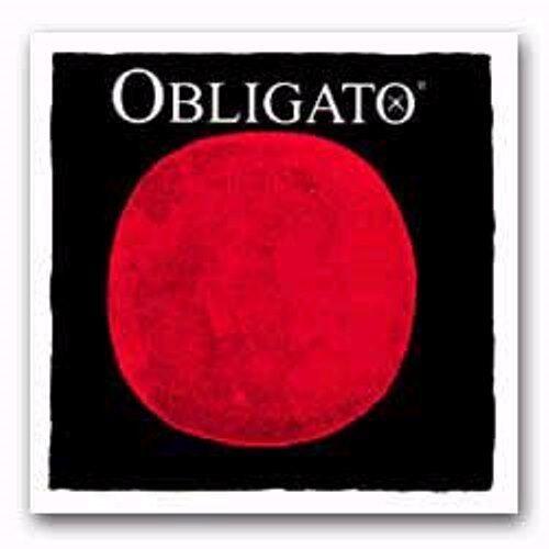 Obligato Violin String Set 1/2 - 3/4 Ball End Medium