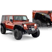 Bushwacker Jeep