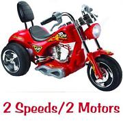 Power Wheels Motorcycle