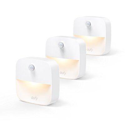 eufy Lumi Stick-On Night Light, Warm White LED, Motion Sensor, - Lumi Stick
