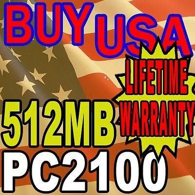 512MB APPLE iMac G4 Flat Panel 800MHz PC2100 Ram MEMORY