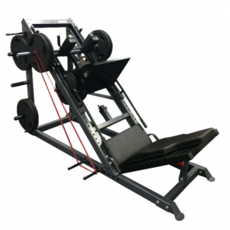 LEG PRESS / HACK SQUAT REVOLUTION FITNESS