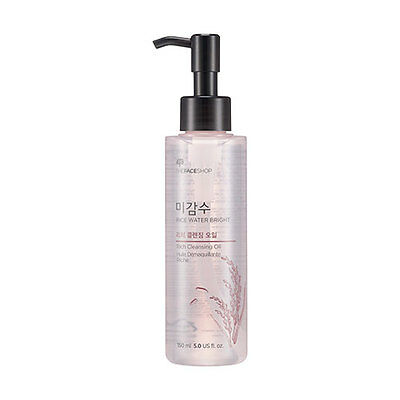 [The FACE Shop] Rice Water Bright Cleansing Rich Oil 150ml
