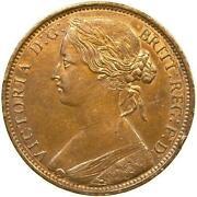 Victoria Penny 1862