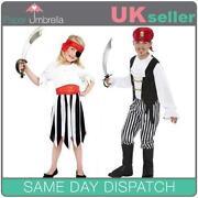 Childrens Pirate Fancy Dress