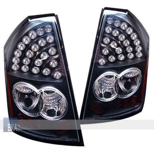 chrysler 300 led tail lights ebay. Black Bedroom Furniture Sets. Home Design Ideas