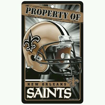 New Orleans Wall Decor (NEW ORLEANS SAINTS