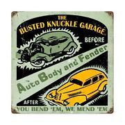 Vintage Automotive Signs