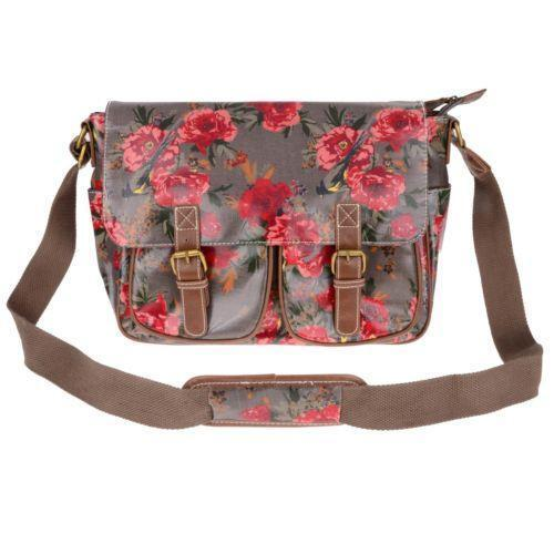 Floral Satchel Womenu0026#39;s Handbags   EBay