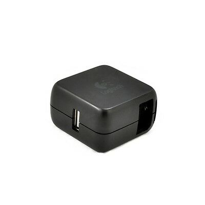 Logitech 989 000015 Usb International Power Adapter New