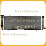 Jeep Cherokee Radiator