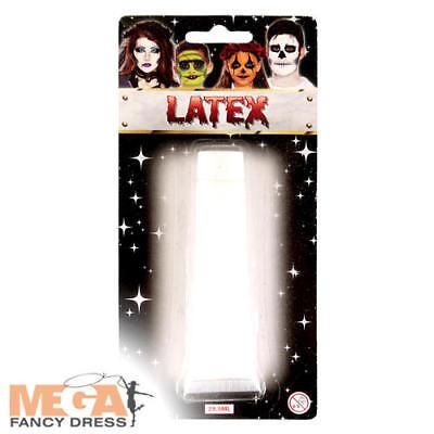 Zombie Liquid Latex Fancy Dress Halloween Adults Kids Costume Horror Make Up](Kids Zombie Makeup)
