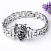 Wolf Armband