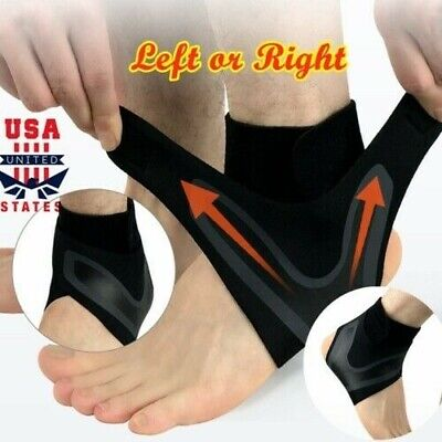 WALK-HERO THE ADJUSTABLE ELASTIC ANKLE SUPPORT FITNESS PROTECTIVE BEST (The Best Ankle Support)