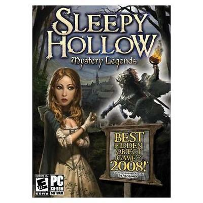 Mystery Legends: Sleepy Hollow - Hidden Objects Puzzle Windows PC Computer Game