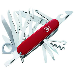 NEW Victorinox SwissChamp Swiss Army Knife