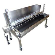 Spit Rotisserie- Stainless- 60kg motor capacity - San Remo San Remo Wyong Area Preview