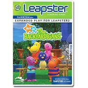 Backyardigans Leapster Game
