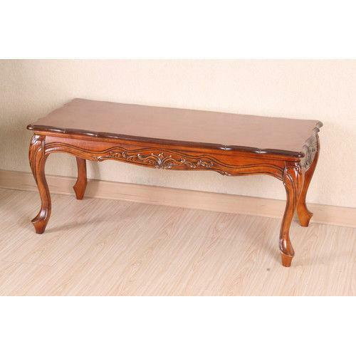 Glass Coffee Table Philippines: Hand Carved Coffee Table