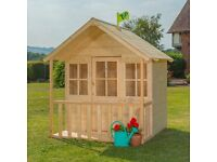 Children's Wooden Summer Lodge (Toys R Us) Brand new, Boxed and Unopened