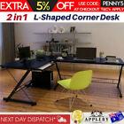 Unbranded Wooden Corner Desks/L-Shaped Desks Home Office Furniture