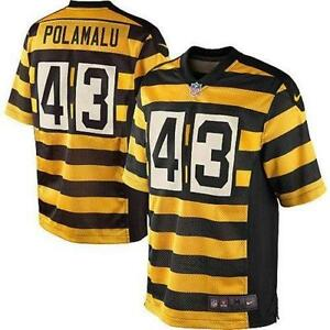 steelers color rush youth jersey