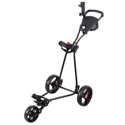 0da9954b4e20 Push-Pull Golf Carts - Pull Cart - 3
