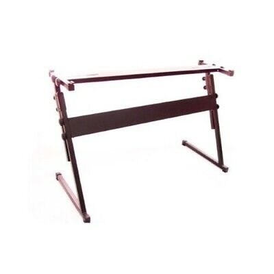 Keyboard Stand Z Style Type Adjustable - Electronic Piano Organ Rack Light Duty
