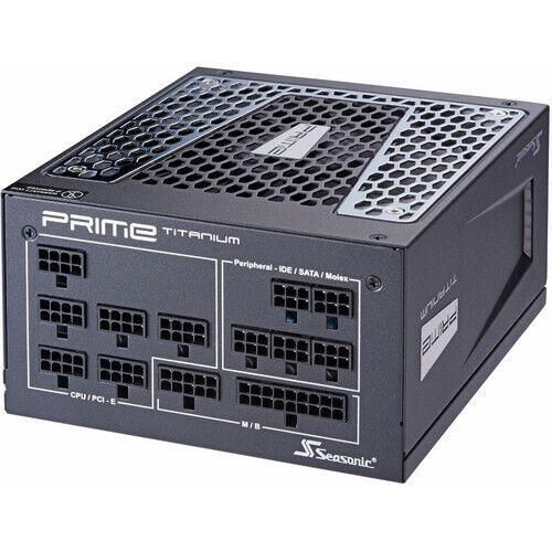 Seasonic Prime Ultra Titanium 1000W Power Supply