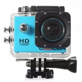 Cooler Underwater Waterproof Action Camera.