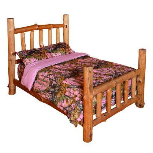 Pink Camo Bedding Twin Ebay
