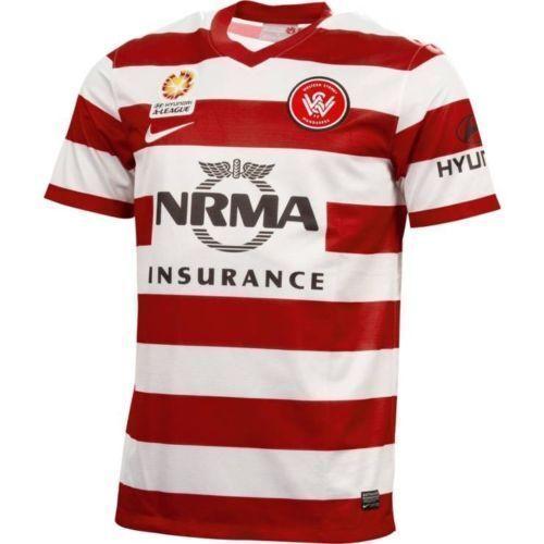 Western Sydney Wanderers A-League Men's Jersey
