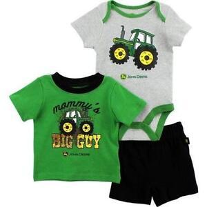 John deere clothing ebay for John deere shirts for kids