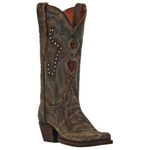 Women's Size 10 Vintage Cowboy Boots
